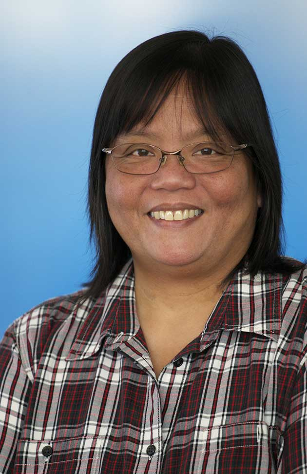 HIS Staff Member - Faith Geronimo