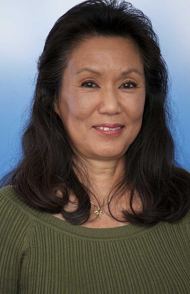 HIS Staff Member - Diana Haraguchi