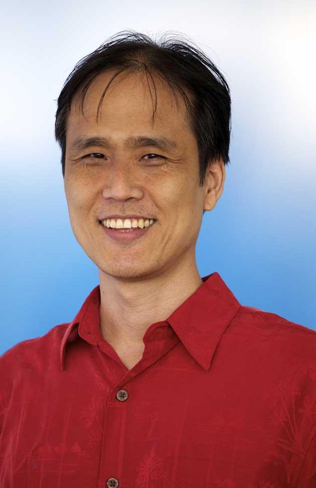 HIS Staff Member - Jasen Katagihara