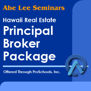 Principal Broker Package