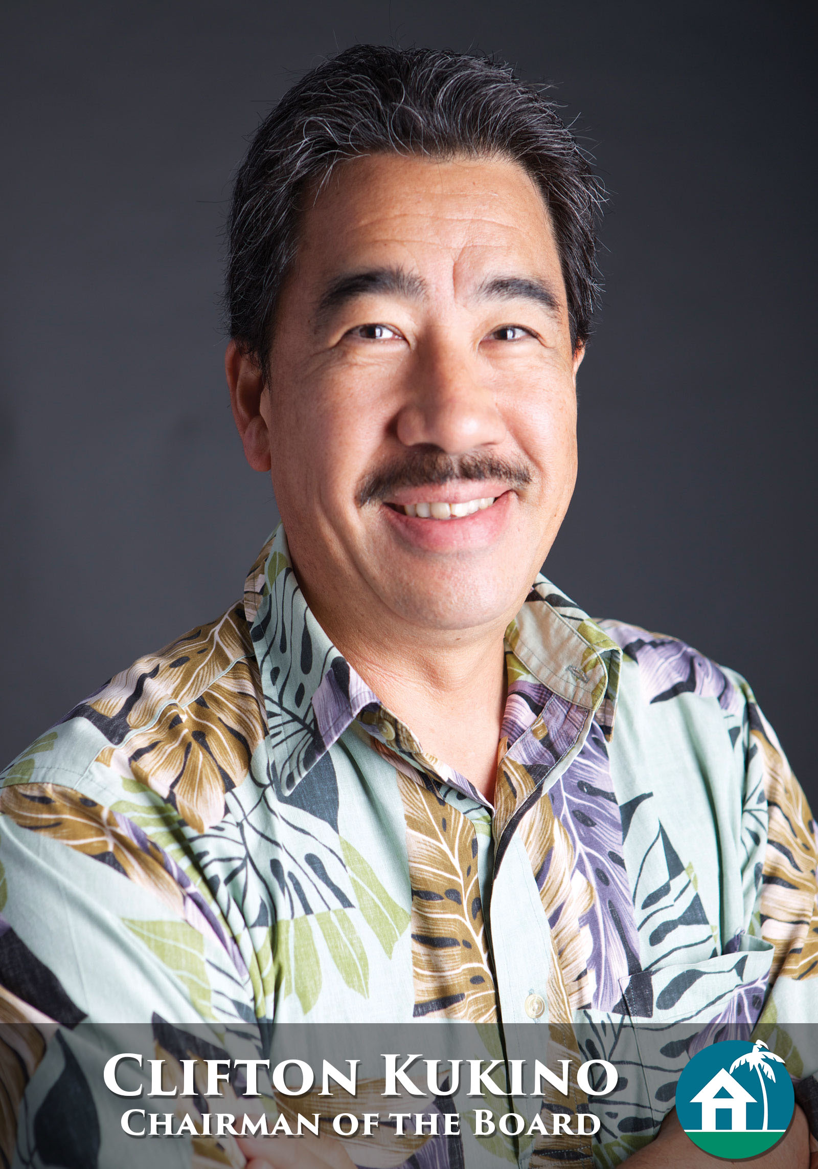 Board of Director and Chairman of the Board, Clifton Kukino, on behalf of Hawaii Information Service