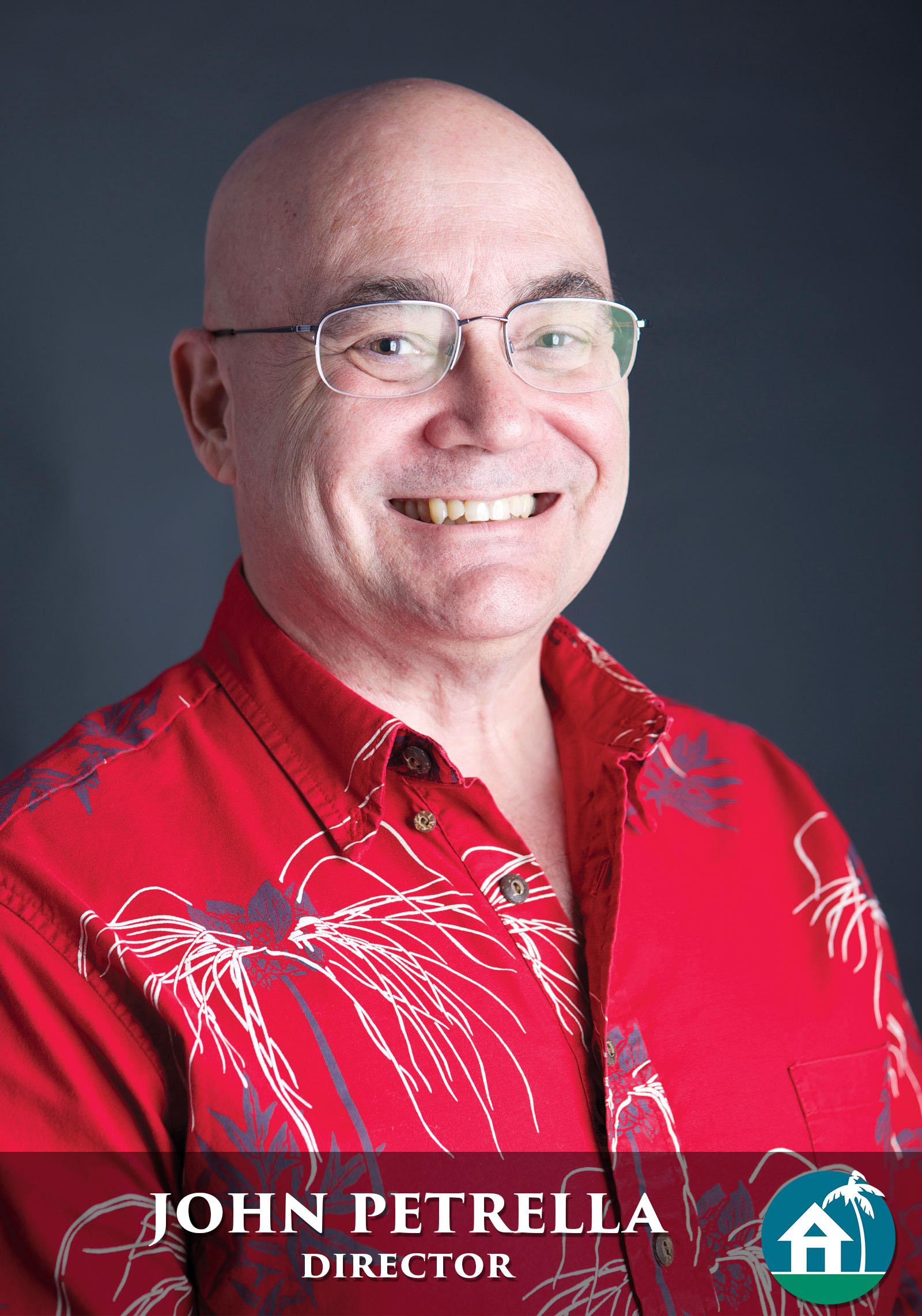 Board of Director, John Petrella, on behalf of Hawaii Information Service