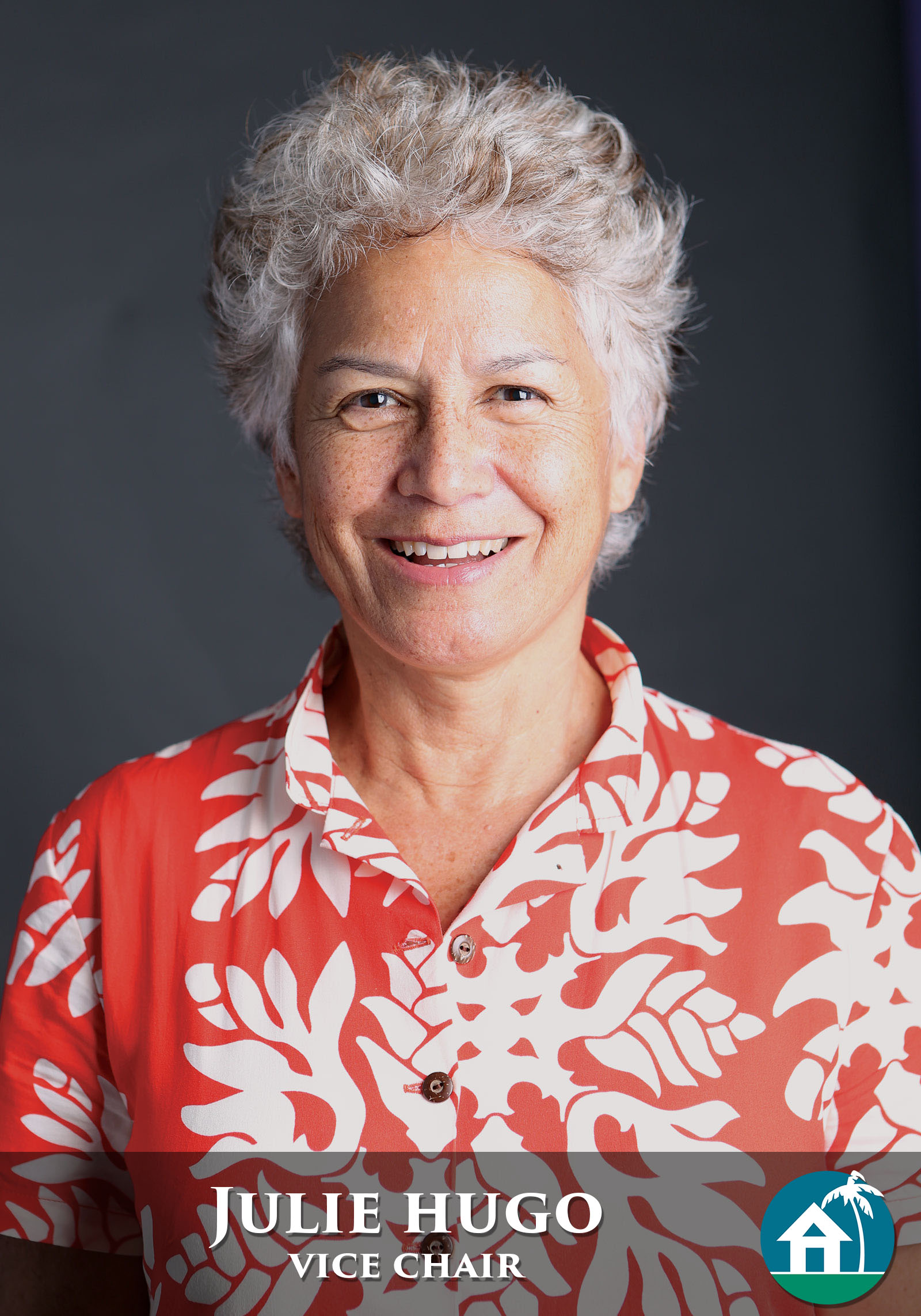 Board of Director and Vice Chair, Julie Hugo, on behalf of Hawaii Information Service