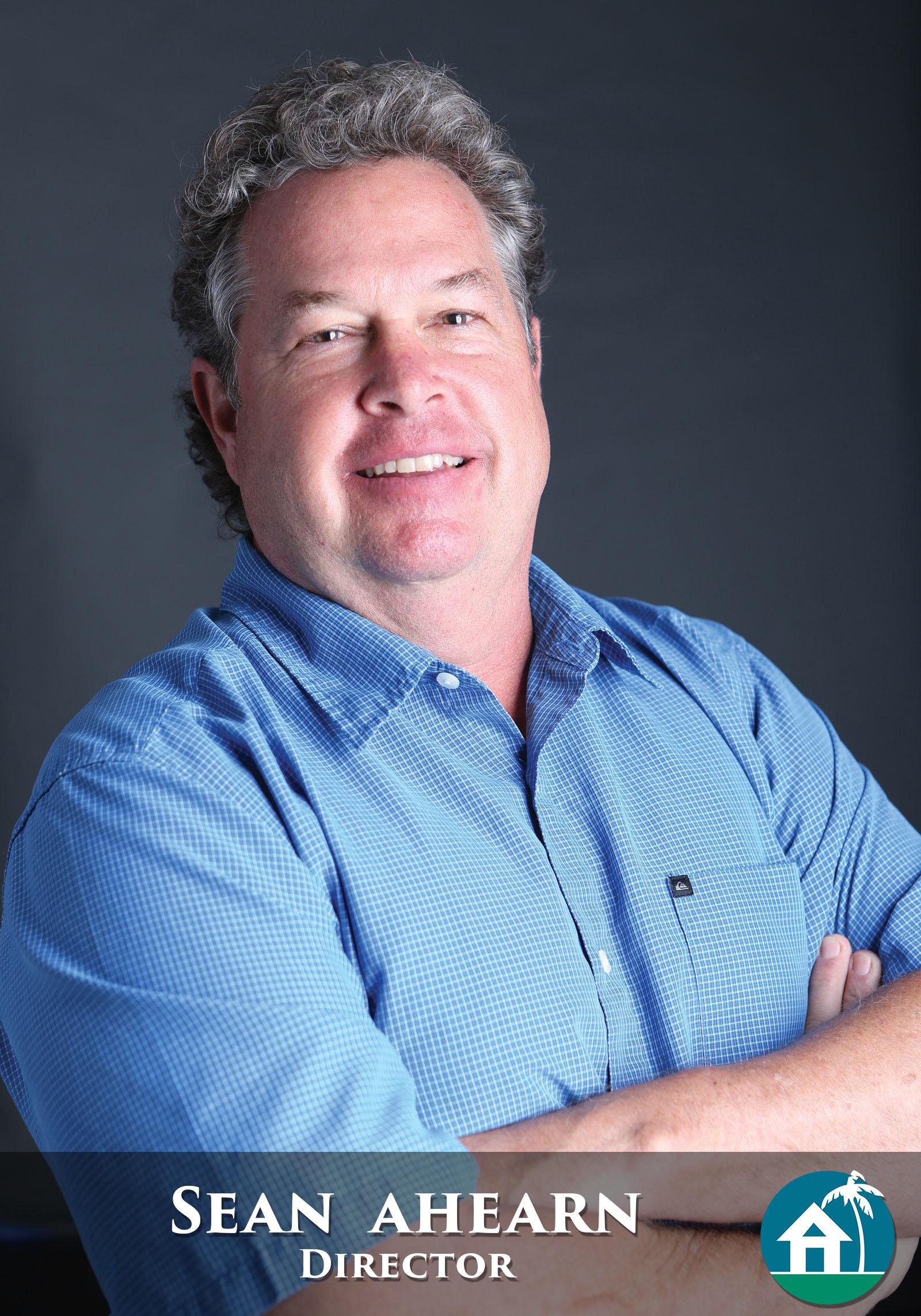 Board of Director, Sean Ahearn, on behalf of Hawaii Information Service
