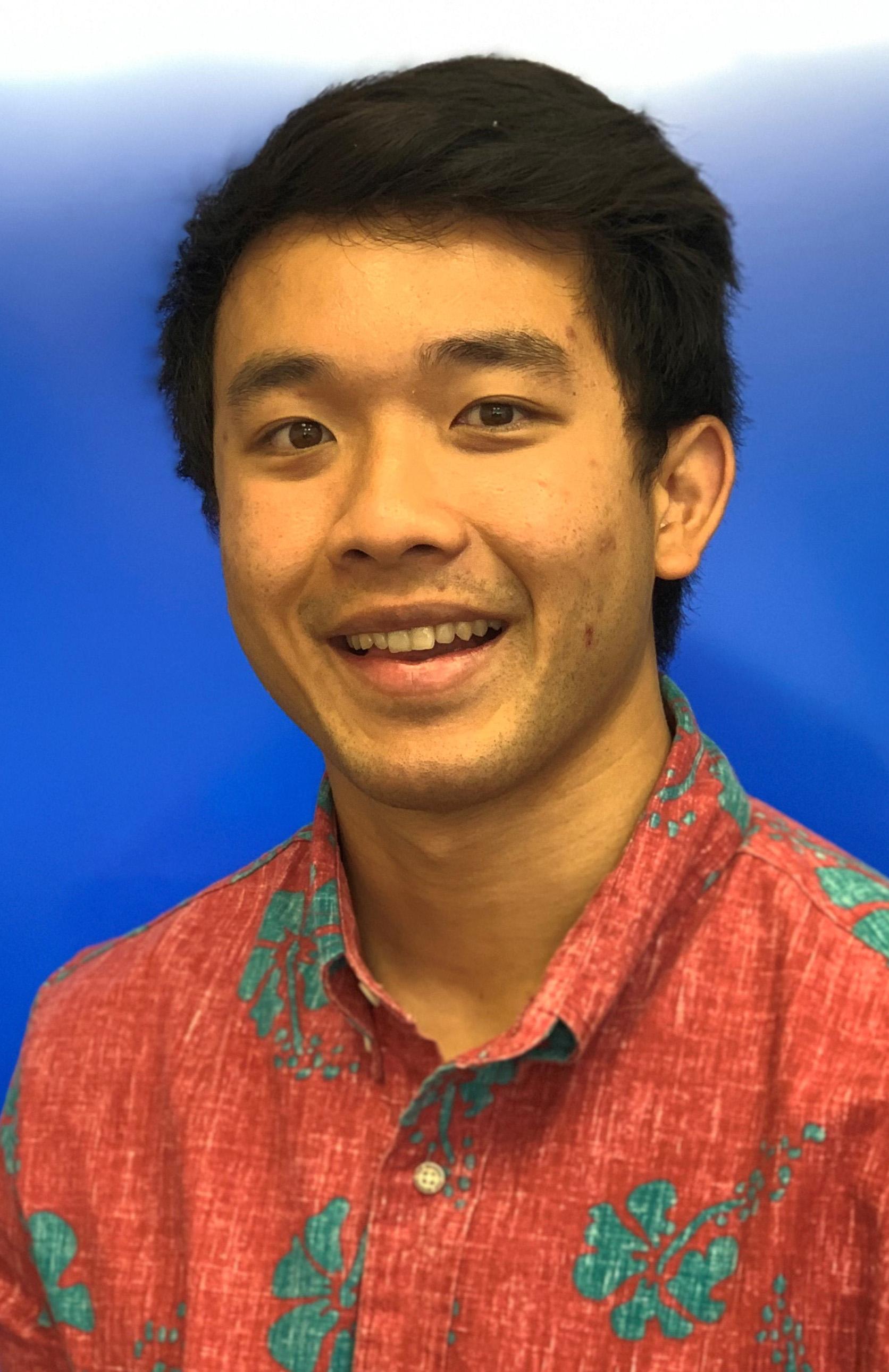 HIS Staff Member - Ian Ho
